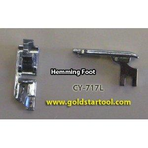 Hemming Foot Low Shank 1/8